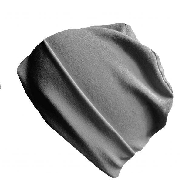 Kappe steingrau
