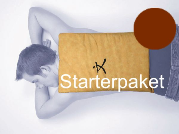 Zappsack maxi Starterpaket rot
