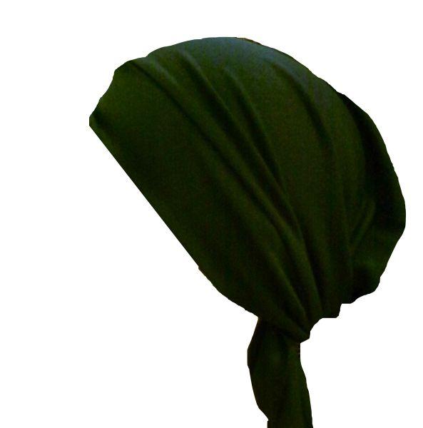Schlauchtuch dunkelgrün