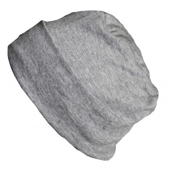 Kappe grau meliert