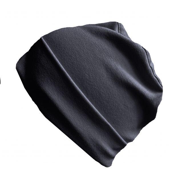 Kappe anthrazit dunkel