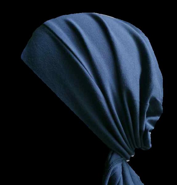 Schlauchtuch nachtblau