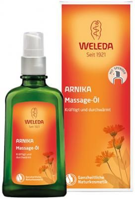 Arnika Massageöl 100 ml