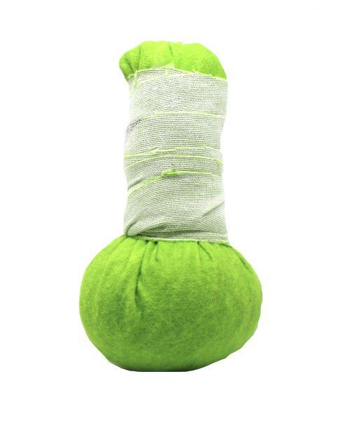 Body-Kräuterstempel 1 Stück grün