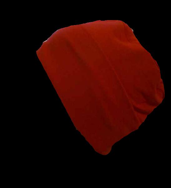 Kappe rot dick