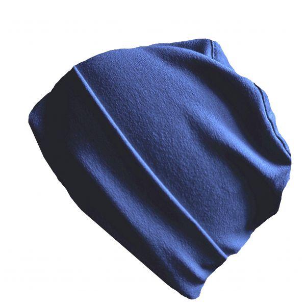Kappe jeansblau