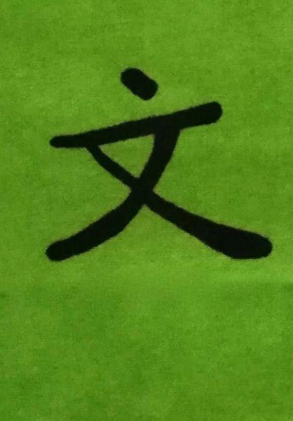 """Mini-Zappi"" 8 x 15 cm Asia grün"