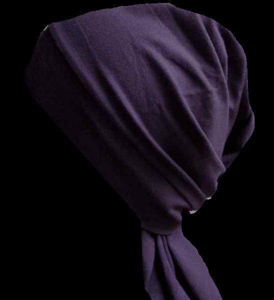 Schlauchtuch violett