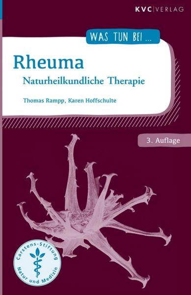 Was tun bei Rheuma
