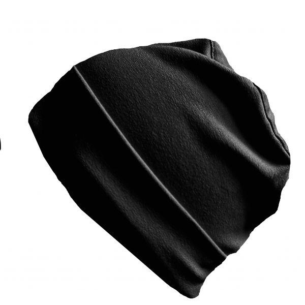 Kappe schwarz