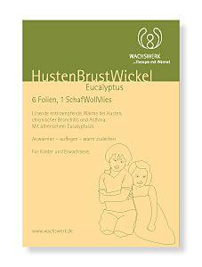 HustenBrustWickel Eucalyptus 0,5%