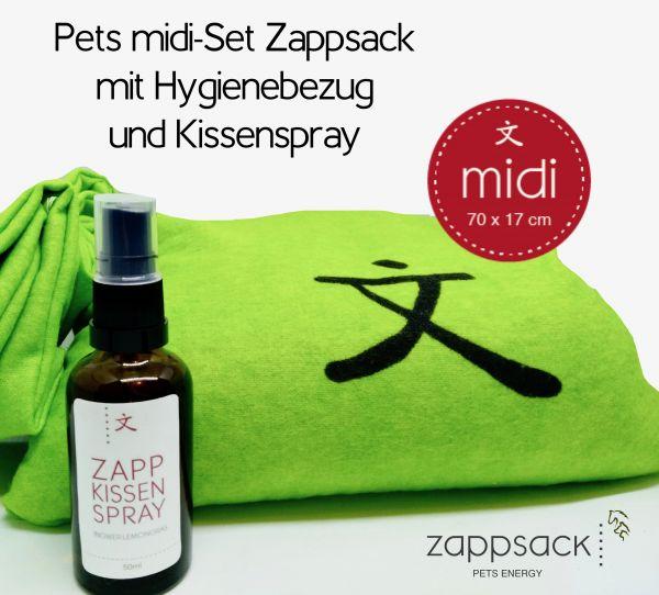 Pets Midi-Set grün