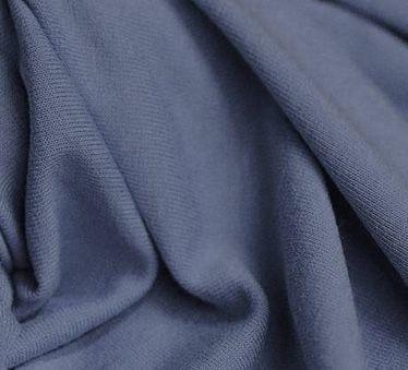 Wickelturban jeansblau