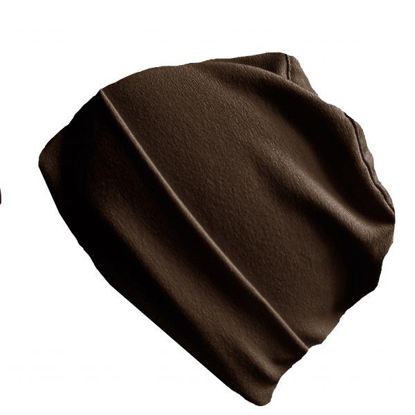 Kappe dunkelbraun