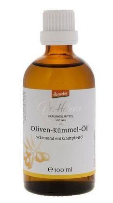 Oliven-Kümmel-Öl 5% 100ml