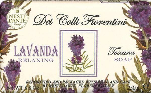 Seife colli fiorentini Lavender 250g