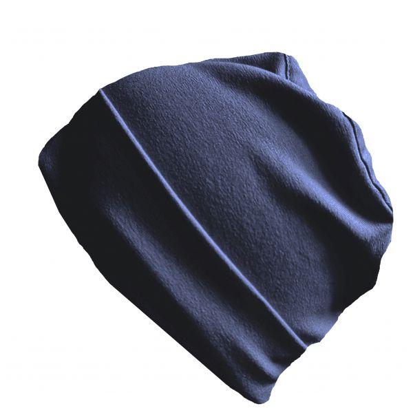 Kappe graublau