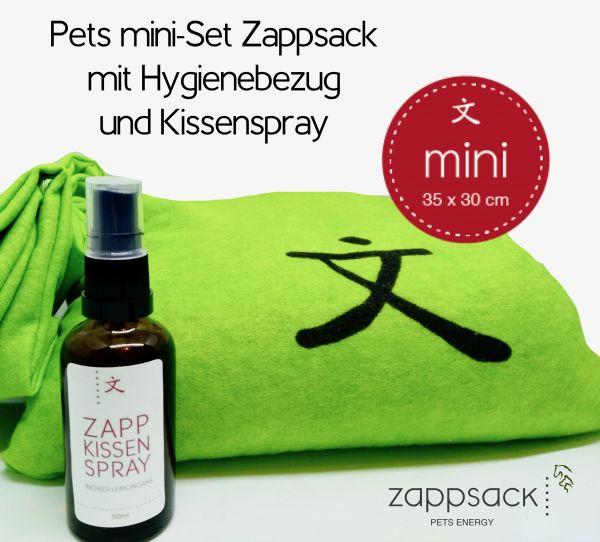 Pets Mini-Set grün